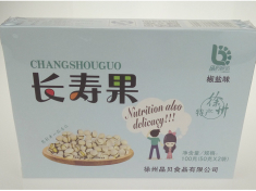 椒盐味长寿果